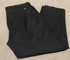 Dickies 874 The Original Work Pant Black Original Fit Men's 44x30 Workwear Pants