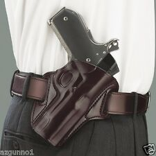 "Galco Concealable Holster for 1911's 3.5"", Right Hand Havana, Part # CON218H"