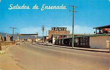 Saludos de Ensenada, Bahia Hotel, Vintage Postcard (T1737)