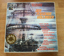 WAGNER KLEMPERER Fliegende Néerlandais Flying Dutchman Angel or première