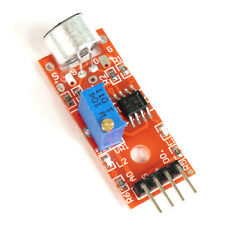Microphone Sound Detection Sensor for Arduino Pi PIC High Sensitivity UK Seller