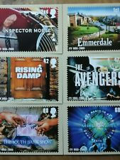 2005 CLASSIC ITV STAMP CARDS PHQ279 MNH