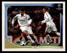 Panini Champions League 2008-2009 - All-Time Player Appearances No.553