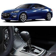 Auto Leather Gear Shift Knob Genuine For Hyundai Genesis Coupe F/L 2012