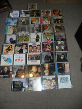 40 Cd Lot Rock Pop Country John Brickman signed Autographed, Chesney Cher +++