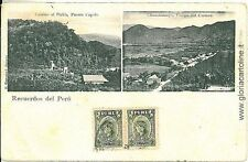Peru Printed Collectable South American Postcards