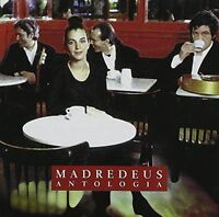 Madredeus Antologia (2000) [CD]