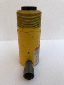 "ENERPAC RC 254 HYDRAULIC CYLINDER 25 TONS CAPACITY 4"" STROKE 700 BAR #2"