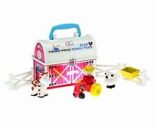 Fisher Price Little People Family Play 'n Go Farm N6000 / Bauernhof Tragekoffer