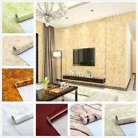 5M Vintage Marble Peel and Stick Contact Paper Vinyl Self Adhesive Wallpaper