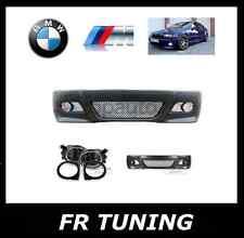 BMW SERIE 3 E46 PARAURTI ANTERIORE M3 CON GRIGLIE E FENDINEBBIA