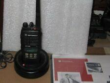 Motorola Ht1250 Two Way Radio Very Good Condition
