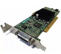 G55MDDAP32DSF G550 32MB PCI SFF DUAL MATROX GRAPHICS CARD Small Form BARGAIN