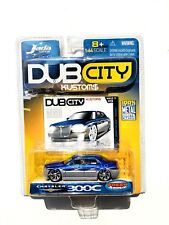 JADA DUB CITY KUSTOM$ CHRYSLER 300C 1:64 SCALE