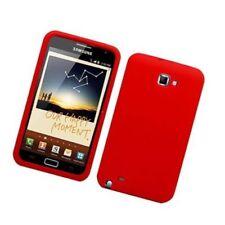 Carcasas Para Samsung Galaxy Note color principal rojo para teléfonos móviles y PDAs