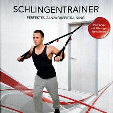 Suspension Trainer Schlingentrainer SlingTraining inkl. DVD,Türanker, Tasche