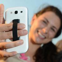 Smartphone Strap Fingerhalter Finger-Halterung Selfie Halter elastischer  A V6Q6