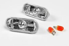 2x VW FOX 5Z1 Genuine Osram Ultra Life Side Light Parking Beam Lamp Bulbs