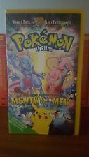 Pokemon Film 1-2-3 vhs