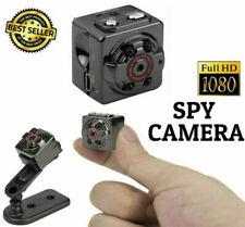 12MP Caméra Espion HD 1080P Caméra de surveillance Sécurité Vision Nuit