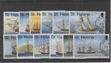 ST HELENA 1998 MARITIME HERITAGE SET FU/CTO