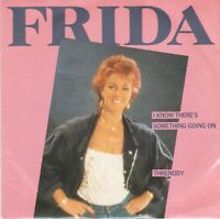 Frida: I Know There's Something Going On/Threnody - 45 RPM
