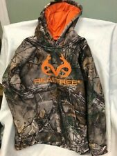 Realtree Camo Hoodie Youth Size 8