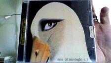 MINA DEL MIO MEGLIO N 9 cd pdu emi digitally remastered