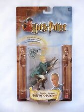 Sealed Mattel 2002 Harry Potter COS SEEKER  DRACO MALFOY Quidditch Action Figure