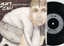 Soft Cell ORIG UK PS 45 Where the heart is NM '82 Some Bizzare BZS16 Synth Pop