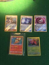 pokemon cards rare