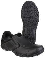 Baskets noirs Skechers pour homme, pointure 45