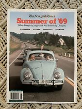 The New York Times Summer of '69 magazine New