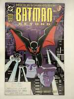 BATMAN BEYOND FREE Comic Book DC 1st Terry McGinnis STAMPED