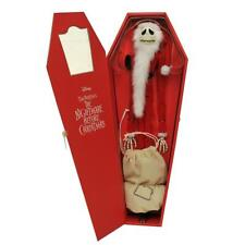 DISNEY THE NIGHTMARE BEFORE CHRISTMAS SANTA JACK COFFIN DOLL NBX COLLECTIBLE