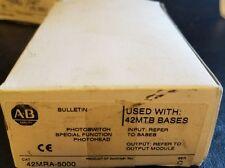 New! Allen Bradley 42MRA-5000 Photo Switch