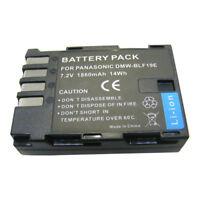 DMW-BLF19E DMW-BLF19PP Battery For Panasonic Lumix DMC-GH3 GH3A GH4 Camera