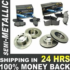 SMD813 REAR Semi-Metallic Brake Pads Fits 99-08 Hyundai Sonata