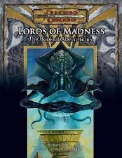 Dungeons & Dragons: Lords of Madness: The Book of Aberrations