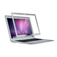 Anti-Glare Screen Protector Skin Cover With Frame for MacBook 13 inch AIR