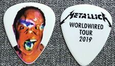Metallica Pick Lars Ulrich Worldwired Tour 19 James Robert Kirk Berlin Plectrum