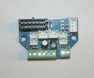 Geeetech Extruder Extension PCB.   T,  Pro models