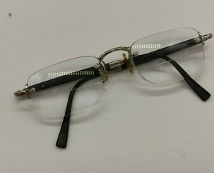 Gold & Wood Paris Rimless Frames