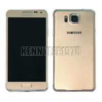 Samsung Galaxy Alpha SM-G850F 32GB 4G LTE Gold (Unlocked) Smartphone Excellent