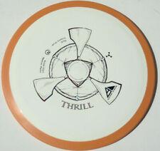 Disc Golf Axiom Neutron Thrill Overstable Distance Drvr 167g White w/Orange Rim
