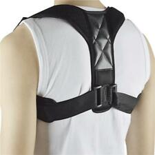 Adjustable Therapy Back Body Support Brace Band Posture Shoulder Corrector Belt