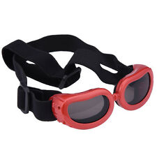 Small Dog Sunglasses Goggles UV Sun Glasses Glasses Eye Wear Protection Portable
