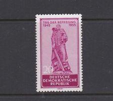 Allemagne RDA 1955 197 * 10e anniversaire de la Libération Monument au soldat
