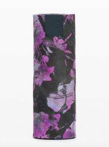 NEW lululemon The Towel Yoga Mat Towel Gym Floral Shift Multi Gym Floral - NWT