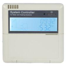 100-240V Sr81 (Sr868C8) Contrôleur de température du chauffe-eau solaire